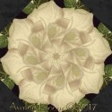 Magnolia Kaleidoscope Quilt Block Kit