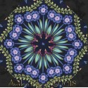 Lovey Dovey Kaleidoscope Quilt Block Kit