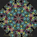 More is More Fusion by Paula Nadelstern Kaleidoscope Quilt Blo