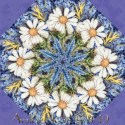 Lavender Kaleidoscope Quilt Block Kit