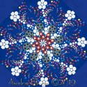 Effervescence Kaleidoscope Quilt Block Kit