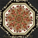 Noel Kaleidoscope Quilt Block Kit