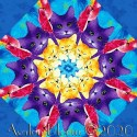 Totally Tulips Kaleidoscope Quilt Block Kit