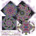 More is More Rabbit Hole by Paula Nadelstern Kaleidoscope Quilt Blo