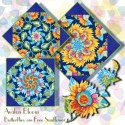 Marblehead Butterflies are Free Kaleidoscope Quilt Block Kit