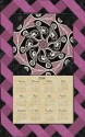 Calypso Swing Calendar Wall Hanging Kit