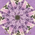 Chateau Kaleidoscope Quilt Block Kit