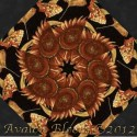 Harvest Kaleidoscope Quilt Block Kit