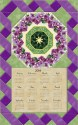 Garden Magic calendar Wall Hanging Kit