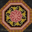 Jasmine Kaleidoscope Quilt Block Kit