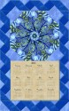 Jason Yenter Shangri La Calendar Wall Hanging Kit