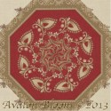 Josephine Border Kaleidoscope Quilt Block Kit