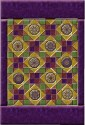 Lattice Star Kaleidoscopes Quilt  Pattern