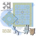 Oh Baby Baby Buddies Kaleidoscope Quilt kit