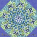 Paradise Kaleidoscope Quilt Block Kit