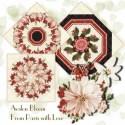 From Paris with Love Kaleidoscope Quilt Block Kit