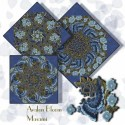 Masami Kaleidoscope Quilt Block Kit