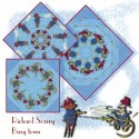 Busy Town Quilt Block Kit