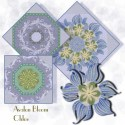 Chloe Kaleidoscope Quilt Block Kit