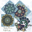 Hyde Park Border Kaleidoscope Quilt Block Kit