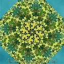Splendor Kaleidoscope Quilt Block Kit