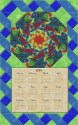 Laurel Burch Sea Spirits Calendar Wall Hanging Kit